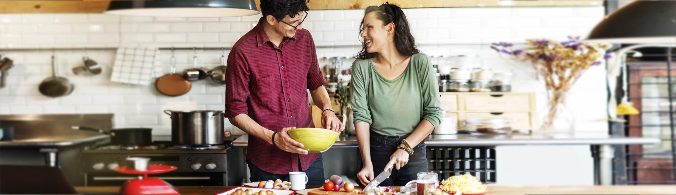 Gesunde Ernährung für alle zugänglich machen