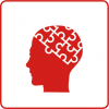 Symbol für das Gesundheitsziel Psychosoziale Gesundheit fördern BMASGK