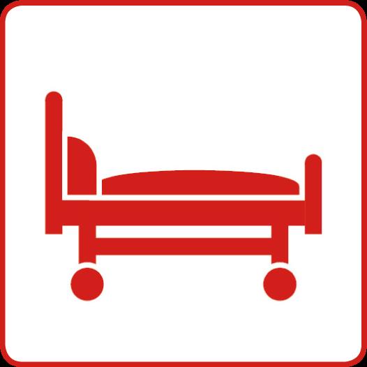 Symbol für den Gesundheitsziele-Bereich: Qualitativ hochstehende und leistbare Gesundheitsversorgung für alle sicherstellen