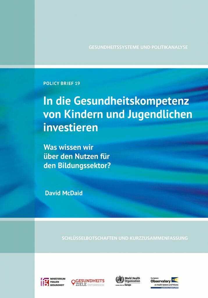 Policy Brief Deutsch
