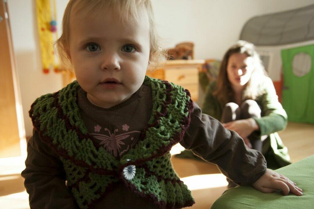 Frau und Kind, copyright; Michaela Bruckmüller